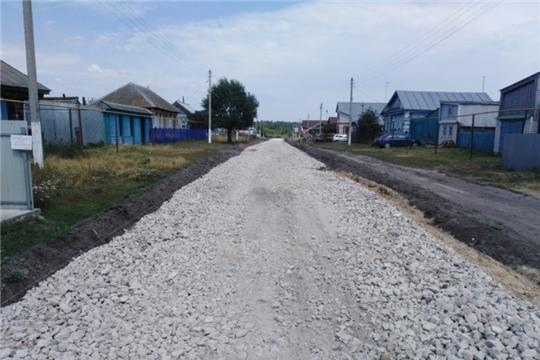 В Шемуршинском районе продолжается реализация проектов инициативного бюджетирования