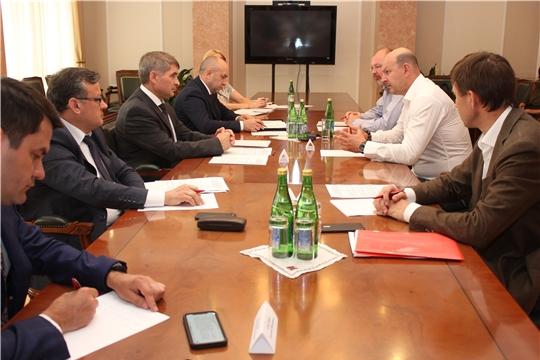 Обсуждены вопросы реализации инвестиционного проекта строительства тепличного комплекса «Новочебоксарский»