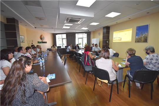 Совещание по вопросам продвижения продукции местных товаропроизводителей