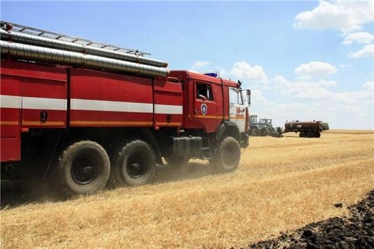 Рекомендации по обеспечению пожарной безопасности при проведении полевых работ