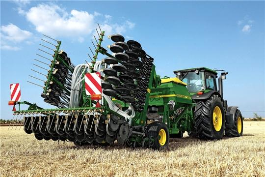 Кабмин РФ расширил возможности покупки техники для передачи аграриям по льготному лизингу