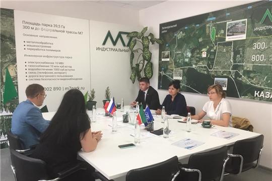 Изучение опыта строительства агропромышленного парка на примере Республики Татарстан