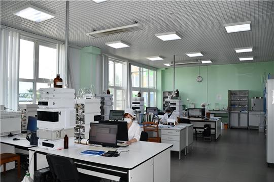 Компания «Август» планирует в течение 2 лет инвестировать в Вурнарский завод смесевых препаратов почти 400 млн рублей