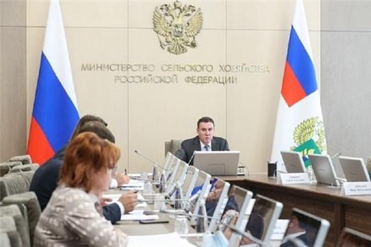 В Минсельхозе России подвели итоги работы АПК в 2019 году и обозначили перспективы на 2020 год