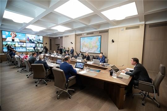 Минсельхоз России провел итоговое заседание Коллегии