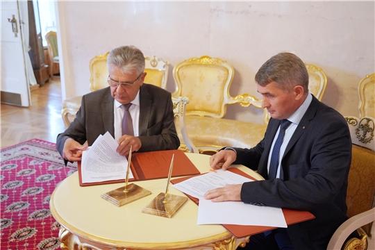 Чувашия развивает сотрудничество с Российской академией наук