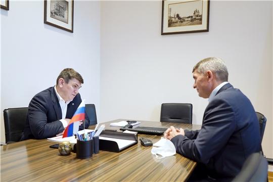 Олег Николаев:важно включать местные компании в реализацию масштабных проектов в регионе