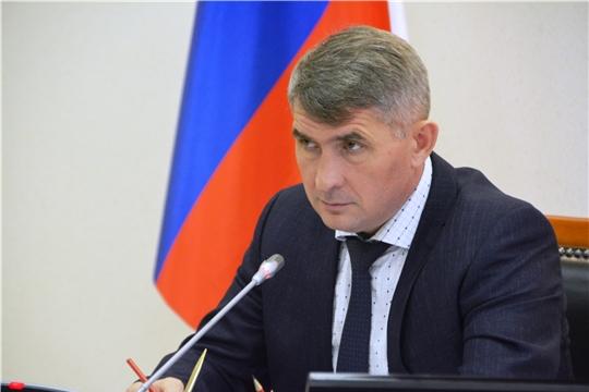 Пуск тепла в объекты социальной сферы по поручению Олега Николаева начнут досрочно