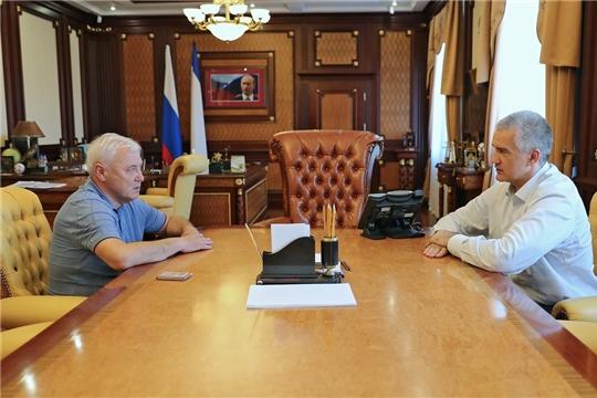 Cотрудничество Чувашии с Крымом