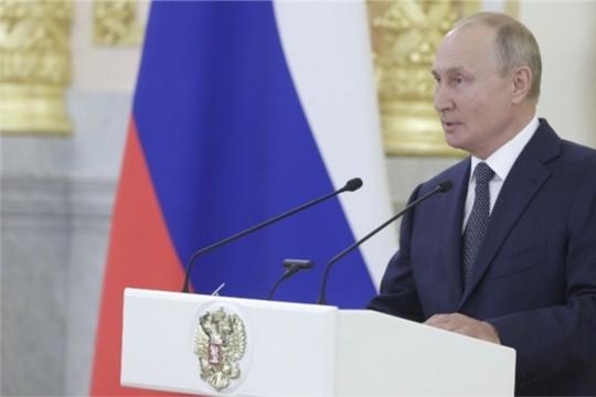 Владимир Путин призвал изыскать резервы на поддержку развития сельских территорий