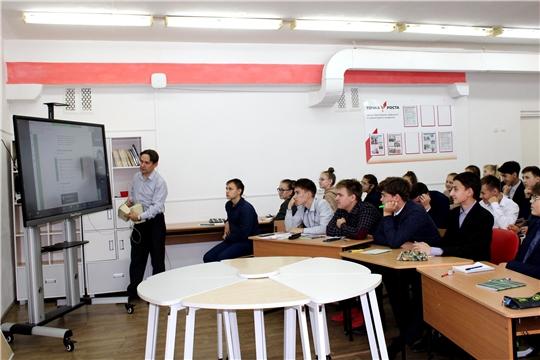 537 агроклассников приступили к занятиям с преподавателями Чувашского ГАУ