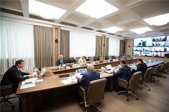 Дмитрий Патрушев: вне зависимости от обстановки, связанной с пандемией, перерабатывающие предприятия должны качественно и в срок выполнять свою функцию