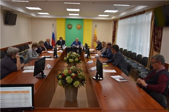 Сергей Артамонов провел рабочее совещание по вопросу текущей ситуации на хлебопекарных и мукомольных предприятиях республики