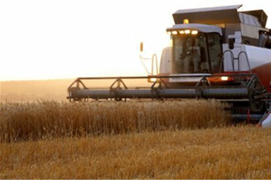 Чувашская Республика занимает 4 место среди регионов Приволжского федерального округа по освоению средств на поддержку агропромышленного комплекса