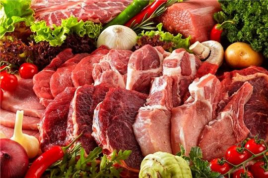 РФ за 9 месяцев увеличила экспорт мяса почти на 80%