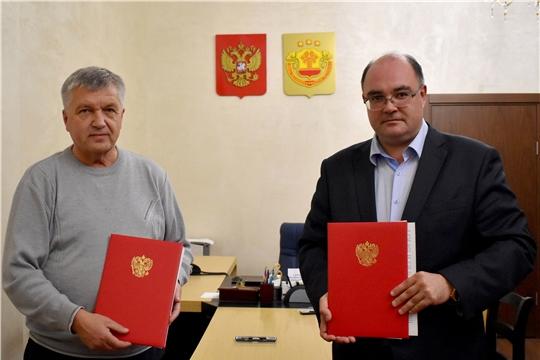 Подписан договор о сотрудничестве между Чувашским ГАУ и Группой компаний «Чебомилк»