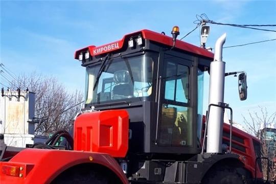 СХПК «Дружба» пополнил свой машинно-тракторный парк новой техникой
