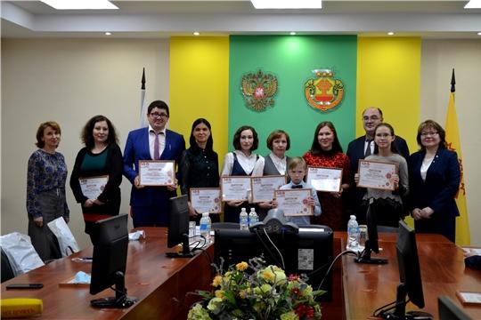 Состоялось награждение победителей и лауреатов Республиканского конкурса «Чувашия - аграрный край»