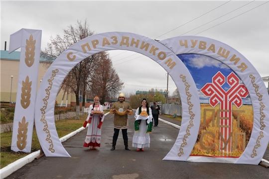 Труженики села Батыревского района отметили праздник, посвященный Дню работника сельского хозяйства и перерабатывающей промышленности