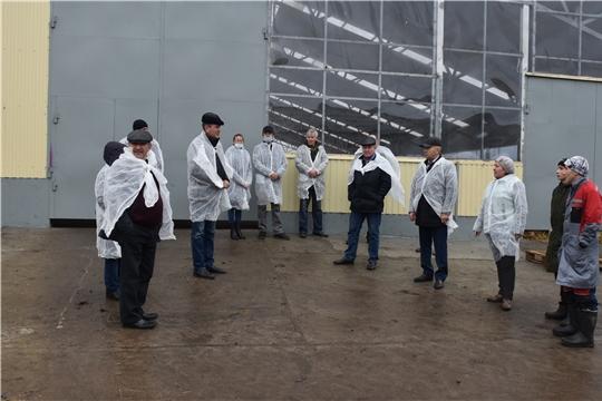 Выездное совещании с руководителями сельскохозяйственных предприятий и главами КФХ Красноармейского района