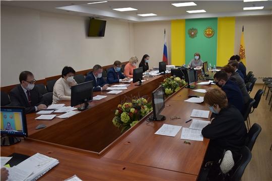 Cостоялось заседание конкурсной комиссии по проведению конкурсного отбора на получение грантов в форме субсидий для малых форм хозяйствования