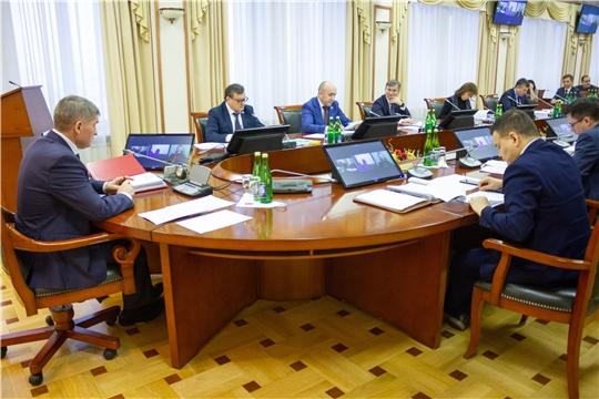 На заседании Кабинета Министров рассмотрели государственную программу «Комплексного развития сельских территорий»