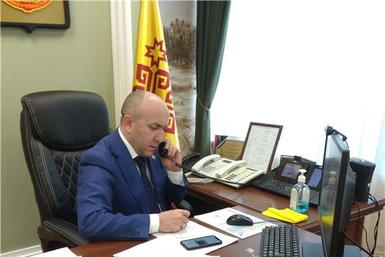 Сергей Артамонов ответил на вопросы поступившие в ходе общереспубликанского дня приема граждан