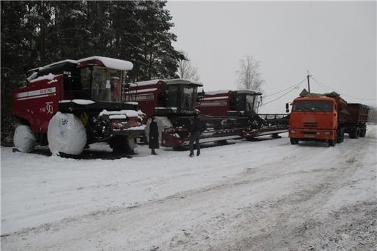 Как к зимовке своих сельхозмашин относятся сами аграрии?