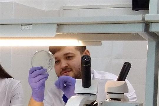 Молодой ученый Чувашского ГАУ выиграл грант Фонда содействия инновациям