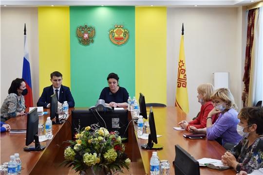 Совещание с гражданскими служащими Министерства сельского хозяйства Чувашской Республики по вопросам противодействия коррупции