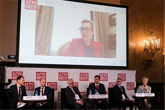 Елена Фастова рассказала о промежуточных итогах реализации новой системы господдержки АПК в 2020 году