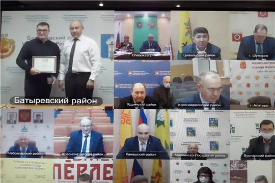 Сергей Артамонов: награды всероссийских конкурсов свидетельствуют об активном развитии фермерства в Чувашии