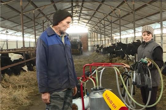 Все больше жителей Чувашии начинают заниматься фермерством