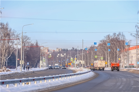 Масштабную реконструкцию проспекта Ивана Яковлева планируется завершить в октябре текущего года