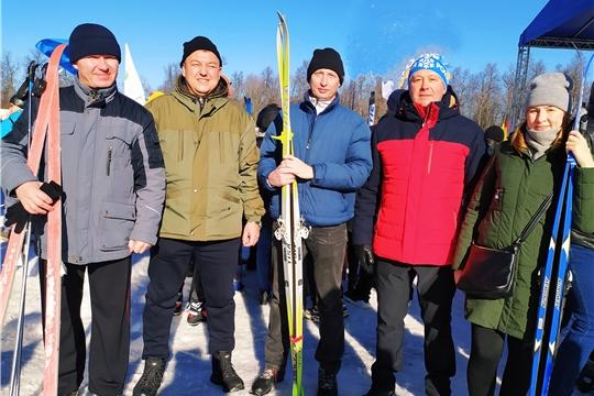 Всероссийские массовые соревнования по лыжным гонкам «Лыжня России-2020»