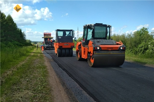 В 2020 году в Моргаушском районе в рамках нацпроекта «БКАД» будут отремонтированы еще 3 автомобильные дороги