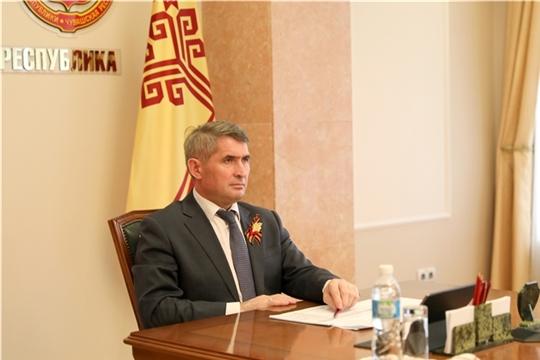 Олег Николаев: решение о снятии отдельных ограничительных мер будет принято к 12 мая