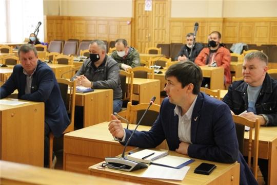 Общественные контролеры в Чебоксарах продолжают осуществлять контроль национального проекта «Безопасные и качественные автомобильные дороги»