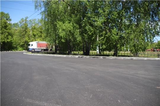 В рамках реализации нацпроекта «Безопасные и качественные автомобильные дороги» в Новочебоксарске ремонтируется 6 участков дорог