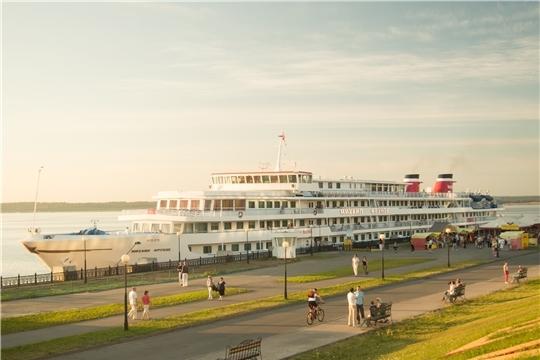 В Чебоксарах пассажирские перевозки через Волгу начнутся 20 июня