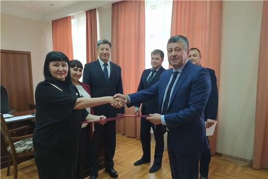 Подписан договор о сотрудничестве между Минтрансом Чувашии и Волжским филиалом МАДИ