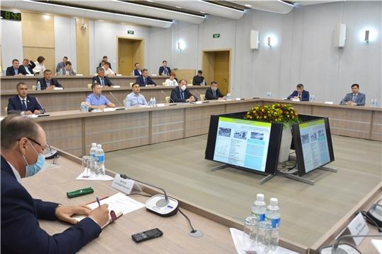 В Доме правительства прошло совещание руководителей организаций транспорта и дорожного хозяйства