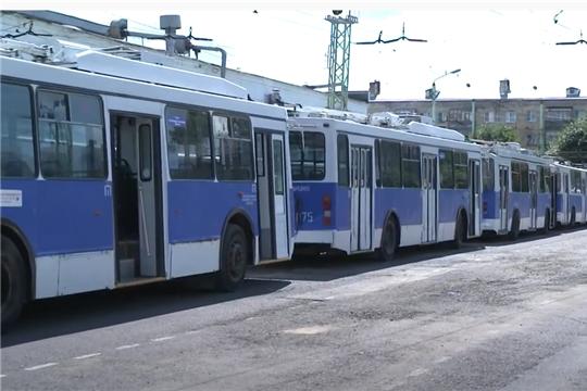 Пресс-тур в троллейбусное управление