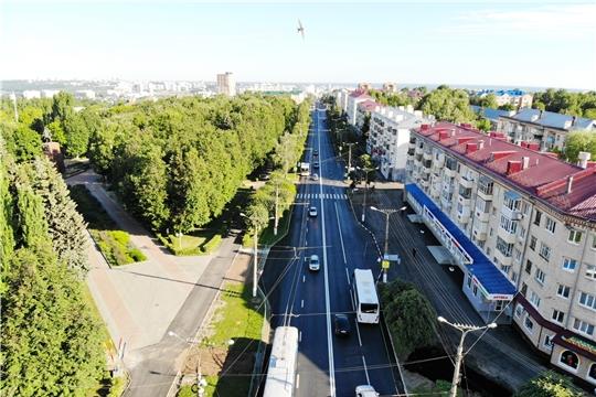 ВЧувашии на25объектах завершили работы врамках национального проекта «Безопасные икачественные автомобильные дороги»