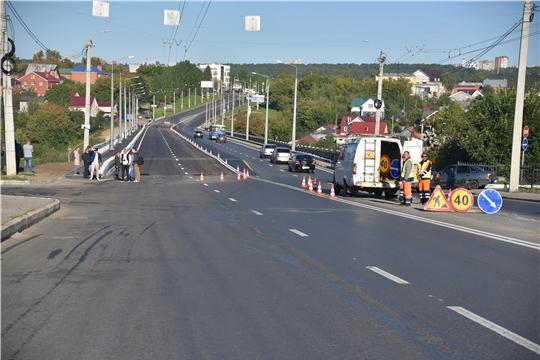 В Чебоксарах наконец открылся Сугутский мост