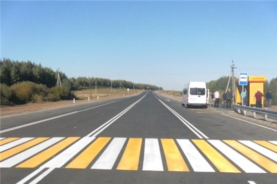 Безопасность на дорогах 83 субъектов страны  повышается благодаря реализации нацпроекта