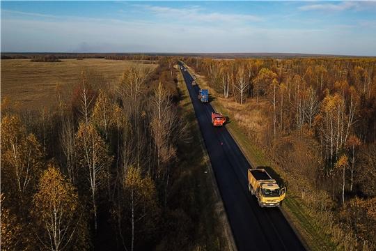 В 57 регионах работы дорожного нацпроекта завершены более чем на 80 %