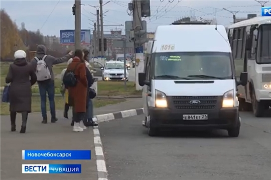 Минтранс Чувашии: транспортная проблема Новочебоксарск-Чебоксары создана искусственно