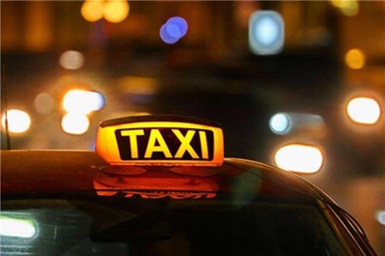 Минтранс Чувашии: гигиенические маски должны быть на всех водителях такси