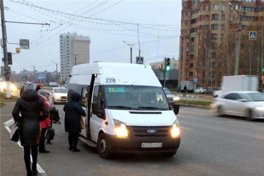 Минтранс проверил работу маршрутов «Новочебоксарск-Чебоксары»